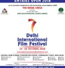 7th Delhi International Film Festival, 2018